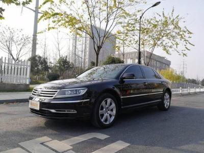 2011年5月 大众 辉腾(进口) 3.6L V6 5座加长舒适版图片
