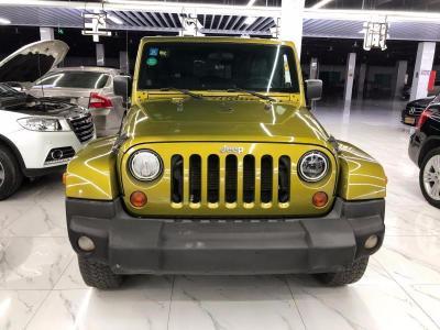 2008年8月 Jeep 牧马人 3.8L 四门图片