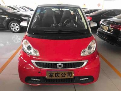 Smart Fortwo  Cabrio 1.0T 城市游侠特别版图片