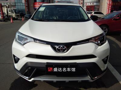 2019年1月 丰田 RAV4  荣放 2.0L CVT两驱风尚X版图片