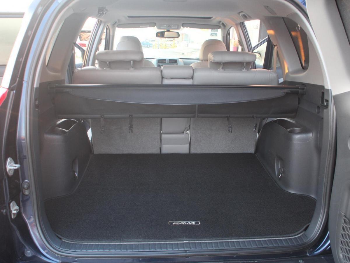 丰田 RAV4  2009款 2.4L 豪华版图片