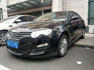 2010年9月 荣威 550 550S 1.8L 启臻版图片