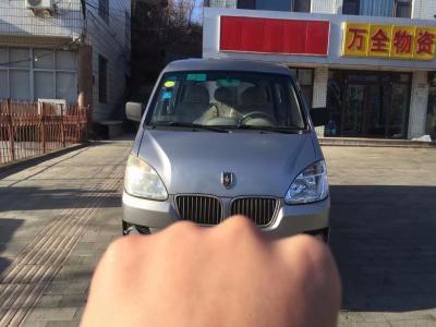 2012年4月  金杯A78座面包车 图片