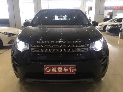 2015年8月 路虎 发现神行(进口) 2.0T SE汽油版图片