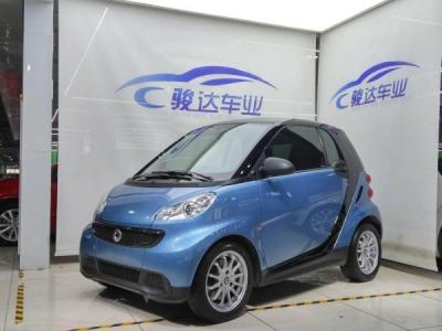 Smart Fortwo  Coupe 1.0 MHD 硬顶巧克力特别版图片