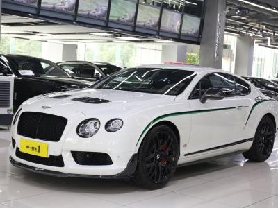 宾利 欧陆  2015款 GT3-R 4.0T
