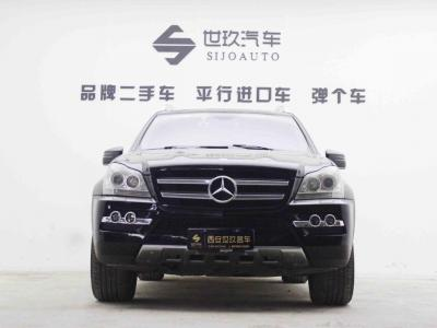 奔驰 GL级  2010款 GL350 BlueTEC 3.0T 4MATIC