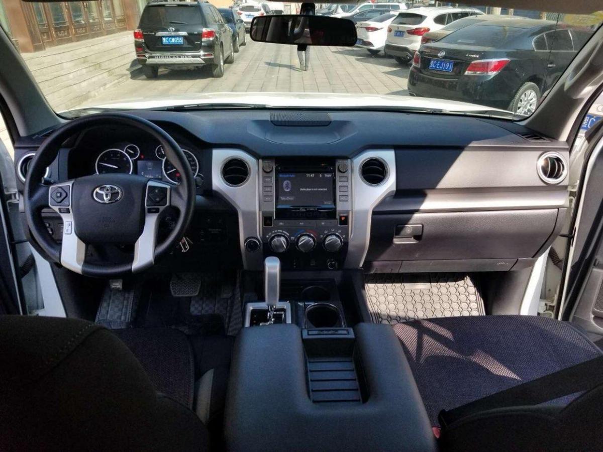 丰田 坦途  2008款 5.7L图片
