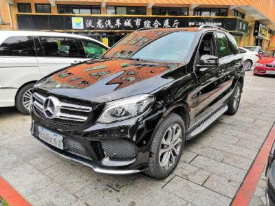 奔馳 GLE  2016款 GLE320 3.0T 4MATIC 動感型