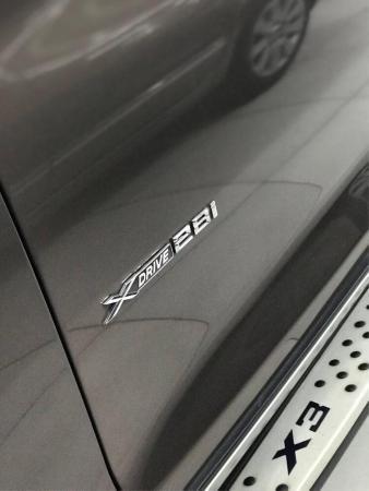 宝马 宝马X3  X3 xDrive28i 2.0T 豪华型改款图片