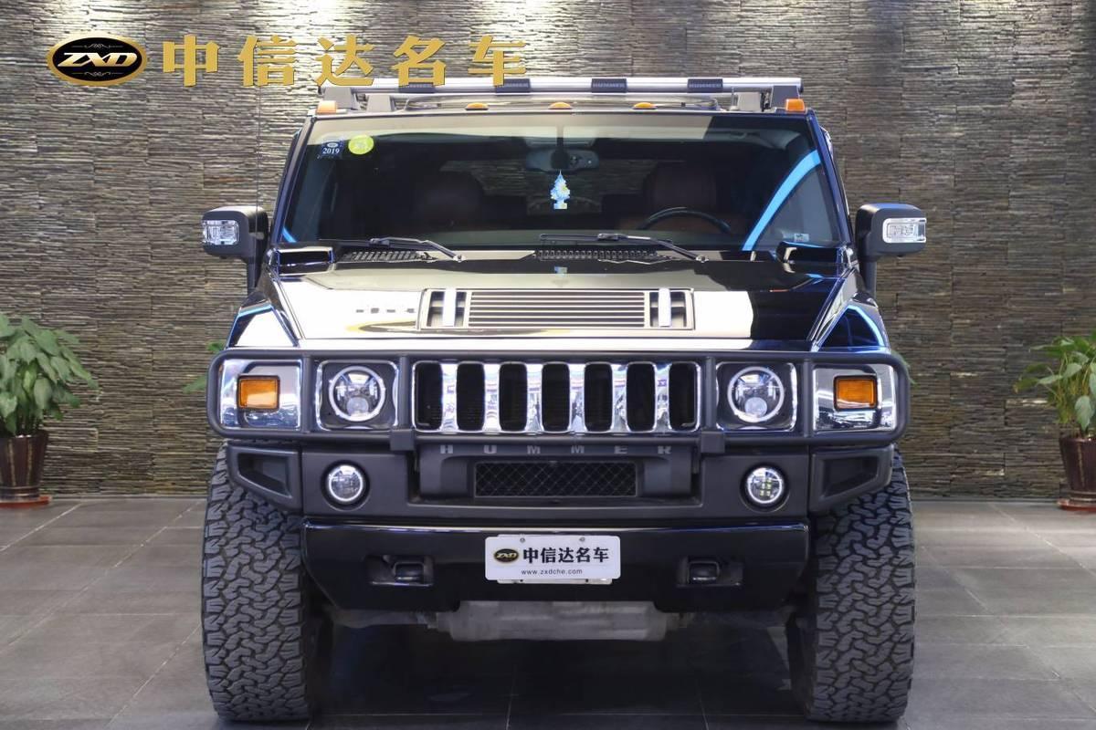 悍马 H2  2008款 6.2L图片