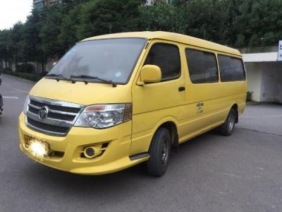福田风景g7 2.0 客运低端版长轴高顶10-14座