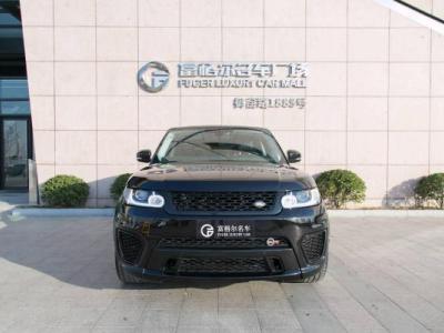 路虎揽胜运动版&nbsp3.0T V6 SC HSE Dynamic