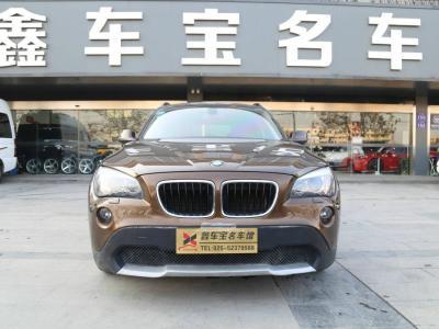 宝马 宝马X1  2010款 X1 2.0L 豪华型 两驱