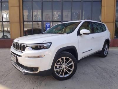 Jeep 大指挥官  2018款 2.0T 两驱进享版