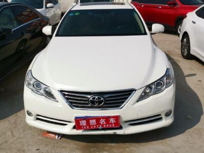 豐田 銳志  2012款 2.5V 風度菁英炫裝版