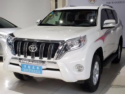 丰田 普拉多  2014款 2.7L
