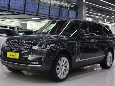 路虎 揽胜行政版  2014款 5.0T SC AB 巅峰创世加长版 汽油型