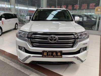 2018年3月 丰田 兰德酷路泽  GX-R 4.0L图片