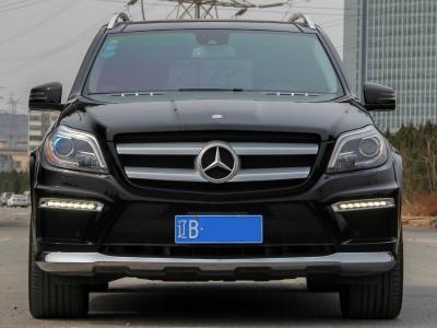 奔馳 奔馳GL級  2012款 GL550 5.5 美規版圖片
