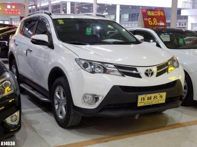 2014年1月 丰田 RAV4 2.0L CVT新锐版图片