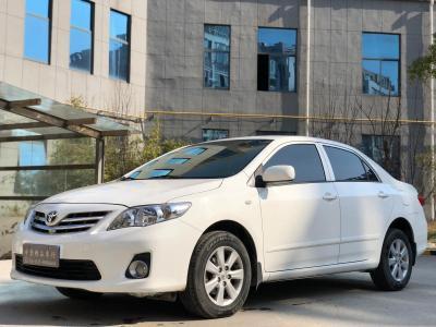 丰田 卡罗拉  2011款 1.6L GL图片
