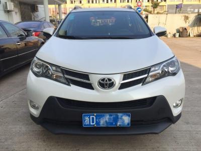2015年11月 丰田 RAV4 荣放 2.0L CVT两驱风尚版图片