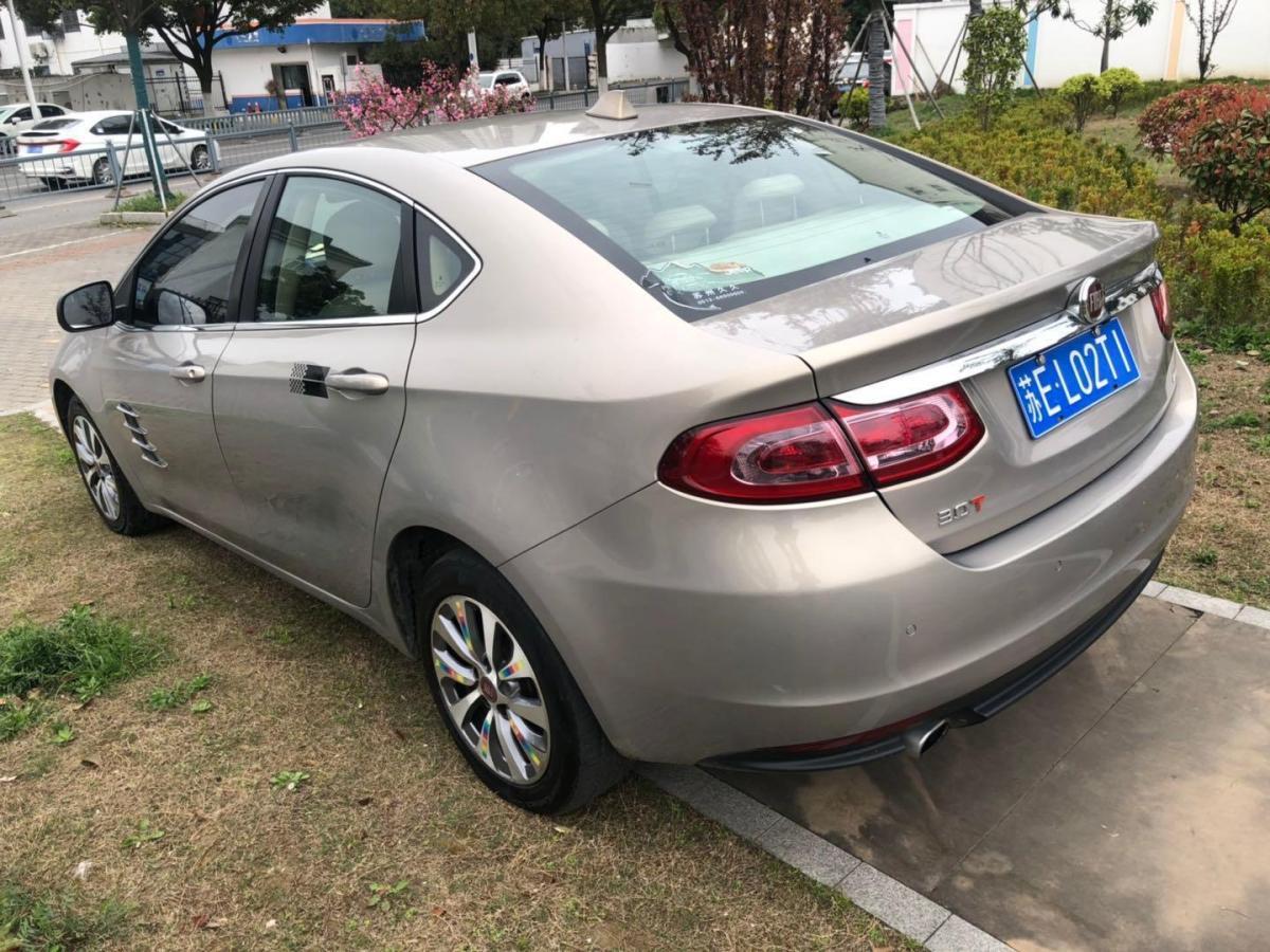 菲亚特 菲翔  2012款 1.4T 120HP DCT悦享版图片