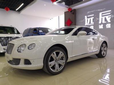 宾利 欧陆  2012款 GT 6.0T