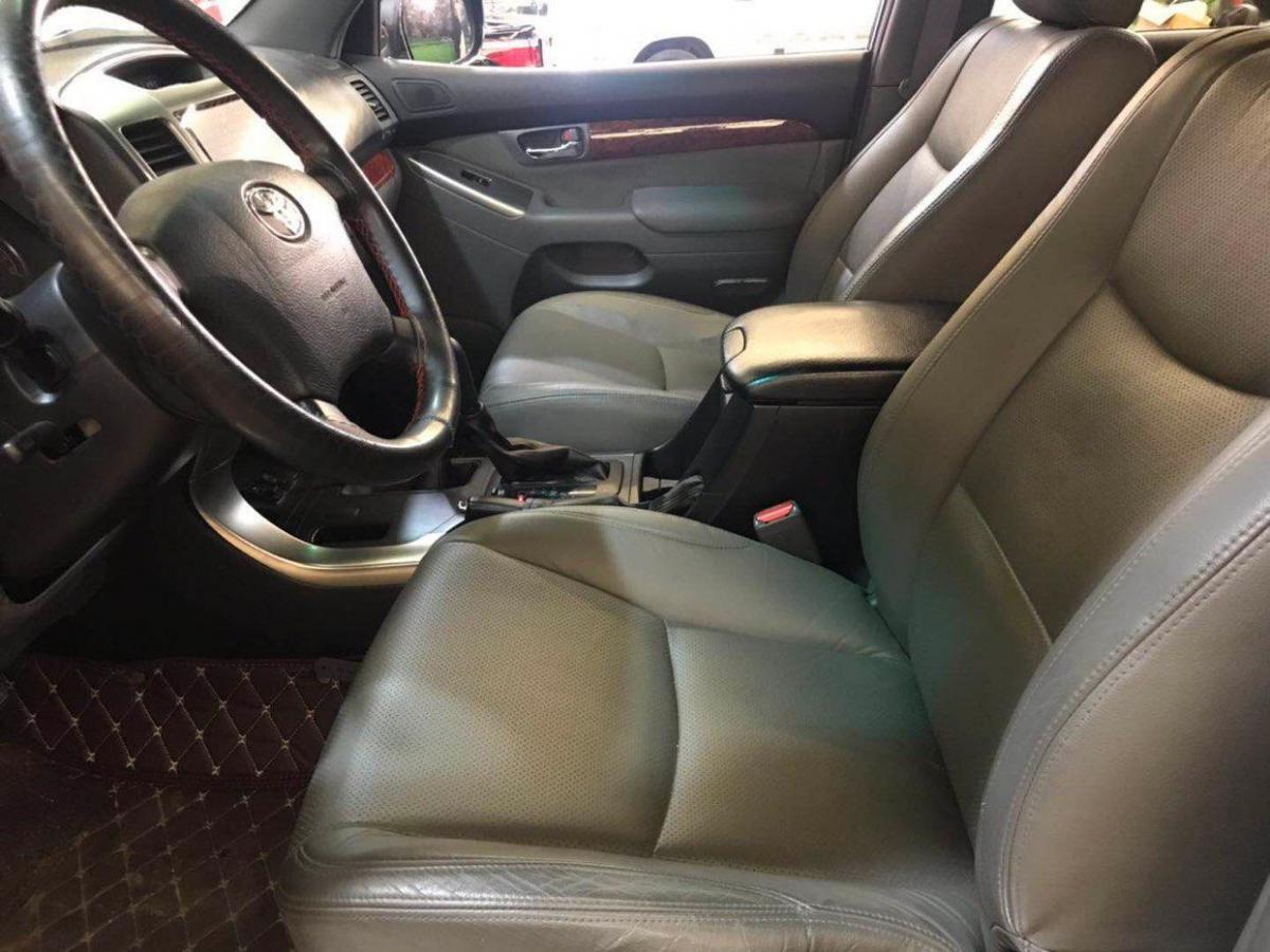 丰田 普拉多  2005款 2.7L 标准型图片