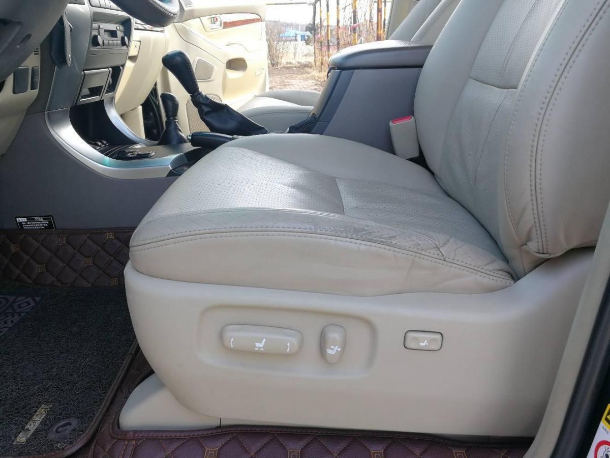 丰田 普拉多  2006款 4.0L VX导航版图片