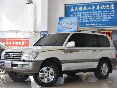 丰田 兰德酷路泽  2005款 4.7L 自动VX-R