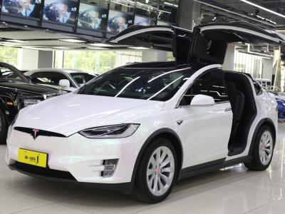 特斯拉 Model X  2017款 100D
