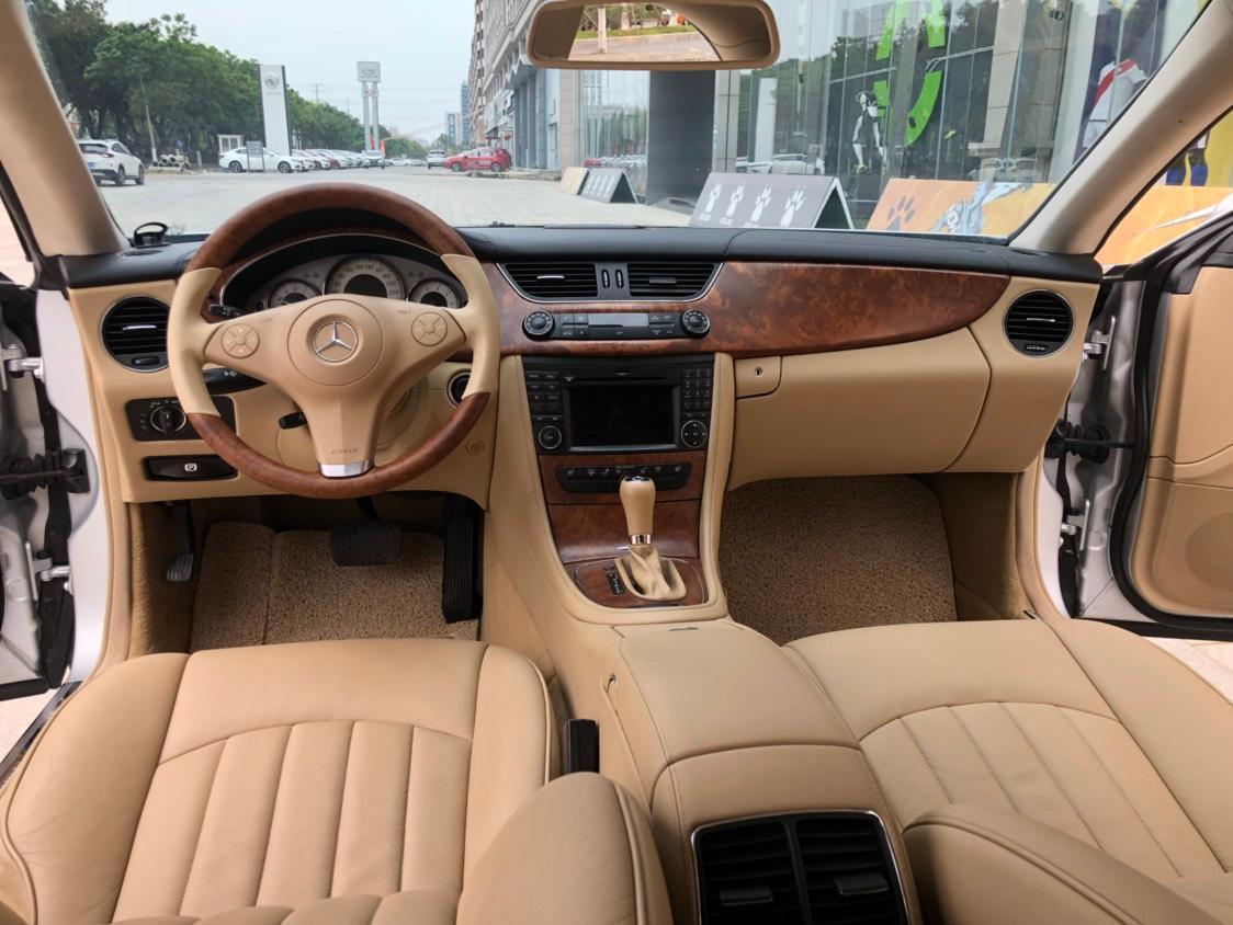 奔驰 奔驰CLS级  2009款 CLS300 3.0L图片