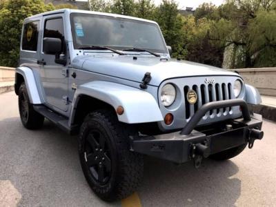 Jeep 牧马人  2012款 3.6L两门图片