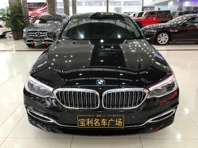 2019年2月 宝马 宝马5系  530Li 2.0T 尊享型 豪华套装图片