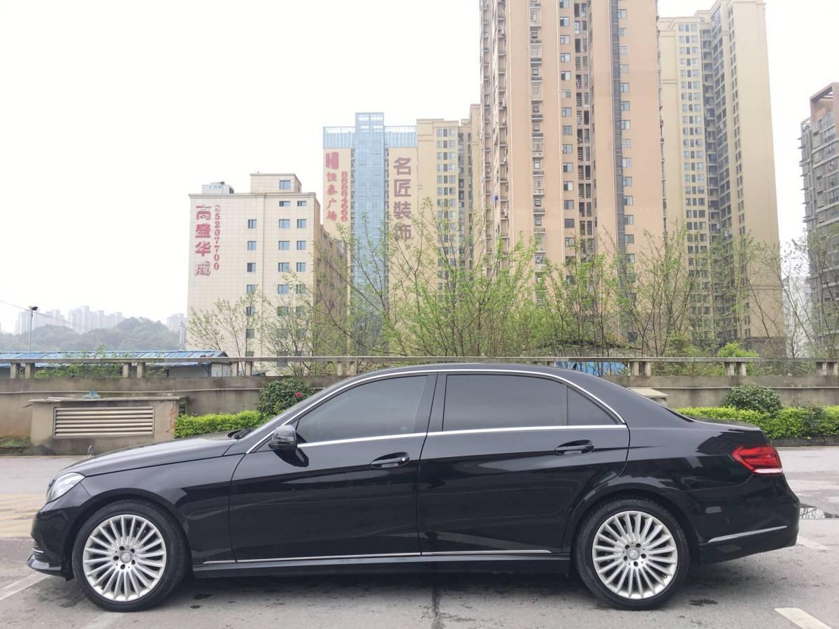 奔驰 奔驰E级  2015款 E260L 2.0T图片