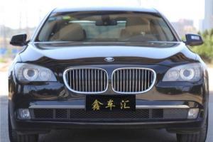 2009年9月 宝马 宝马7系 740Li 3.0T 领先型