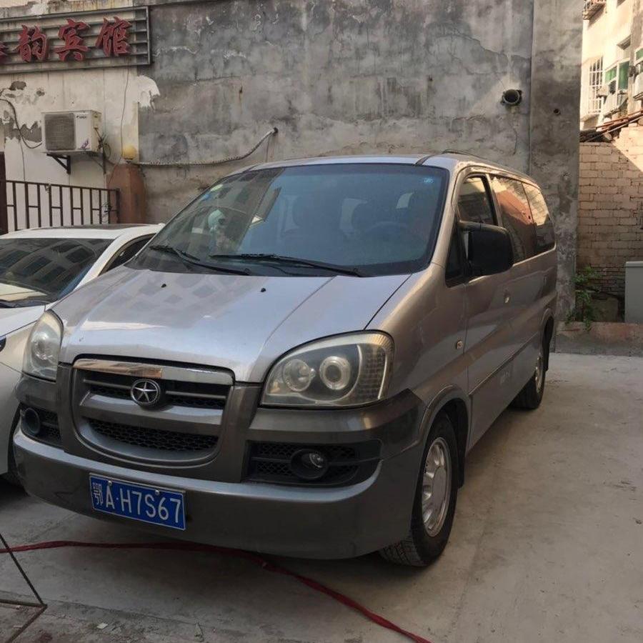 江淮 瑞风  2011款 和畅2.0T 手动商务版图片