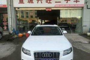 2012年8月 奥迪 奥迪A4L A4L 2.0T FSI 132kw舒适型