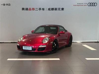 保时捷911&nbspCarrera S Cabriolet 3.8