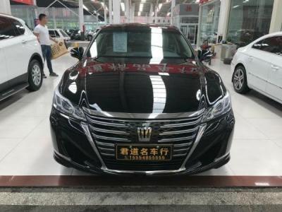 丰田 皇冠  2.0T 时尚版图片