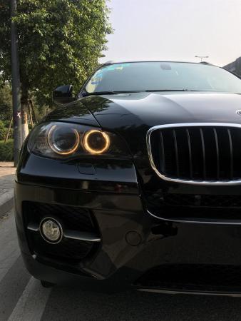【温州】2009年7月 宝马 进口宝马x6 3.0 xdrive35i 黑色 自动档