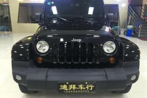 2013年11月 Jeep 牧马人 3.6 四门 Sahara图片