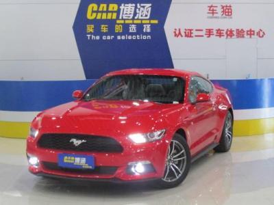 福特 野马  2.3T 性能版图片