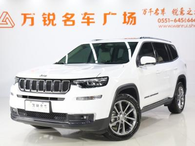 Jeep 大指揮官  2018款 2.0T 兩驅進享版