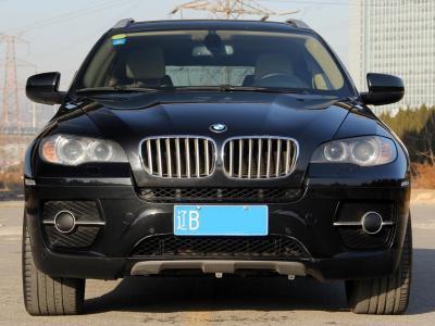 2011年8月 宝马 宝马X6(进口) xDrive35i图片