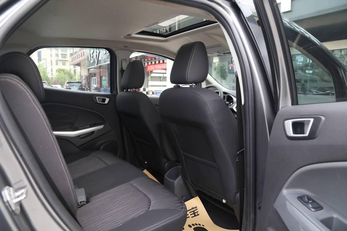 福特 翼搏  2013款 1.5L 自动风尚型图片