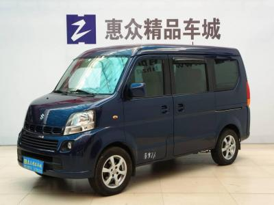 2011年4月 铃木 浪迪 两气囊 ABS 两驱 自动顶配版图片