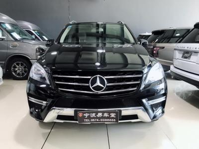 2015年8月 奔馳 ML級  ML350 3.5L 4MATIC 豪華型圖片